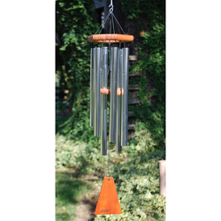 Arias® 27-inch 6 Tube Windchime from Victor Mathis Florist in Louisville, KY