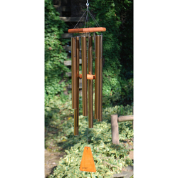 Arias® 33-inch 6 Tube Windchime from Victor Mathis Florist in Louisville, KY