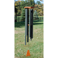 Arias® 42-inch 6 Tube Windchime from Victor Mathis Florist in Louisville, KY