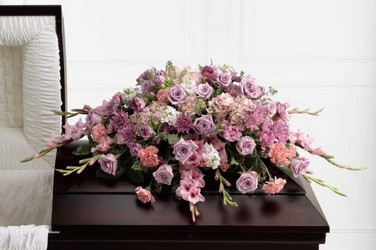 The FTD Immorata(tm) Casket Spray from Victor Mathis Florist in Louisville, KY