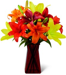 The FTD Happy Thoughts Bouquet from Victor Mathis Florist in Louisville, KY