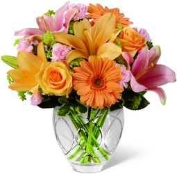 The FTD Brighten Your Day Bouquet from Victor Mathis Florist in Louisville, KY