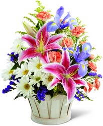 The FTD Wondrous Nature Bouquet from Victor Mathis Florist in Louisville, KY