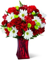The FTD Cherry Sweet Bouquet from Victor Mathis Florist in Louisville, KY