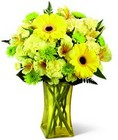 The FTD Lemon Groove Bouquet