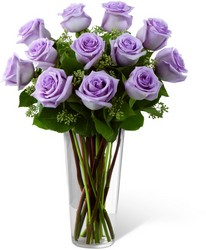 The FTD Lavender Rose Bouquet from Victor Mathis Florist in Louisville, KY