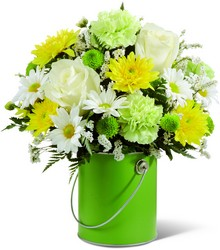 The FTD Color Your Day With Joy Bouquet  from Victor Mathis Florist in Louisville, KY