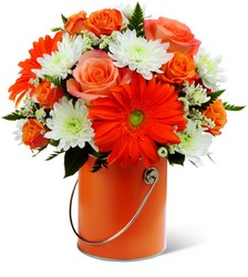 The FTD Color Your Day With Laughter Bouquet  from Victor Mathis Florist in Louisville, KY