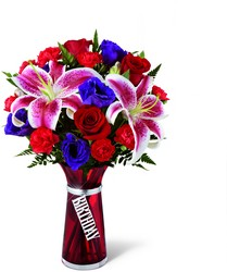 The FTD Birthday Wishes Bouquet from Victor Mathis Florist in Louisville, KY