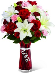 The FTD Expressions of Love Bouquet from Victor Mathis Florist in Louisville, KY