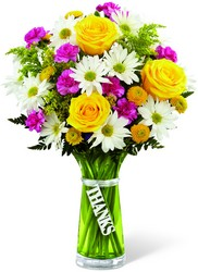 The FTD Thanks Bouquet  from Victor Mathis Florist in Louisville, KY