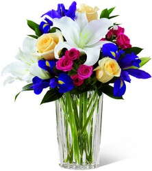 The FTD New Day Dawns Bouquet by Vera Wang from Victor Mathis Florist in Louisville, KY