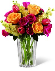 The FTD Beauty and Grace Bouquet by Vera Wang from Victor Mathis Florist in Louisville, KY