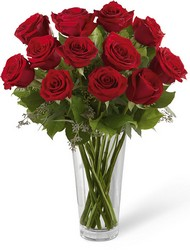 The FTD Red Rose Bouquet from Victor Mathis Florist in Louisville, KY