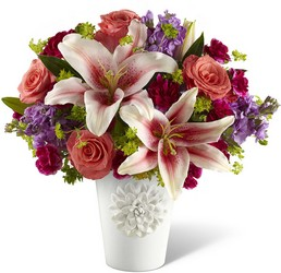 The FTD California Chic Bouquet for Kathy Ireland Home from Victor Mathis Florist in Louisville, KY