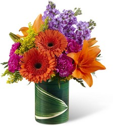 The FTD Sunset Sweetness Bouquet from Victor Mathis Florist in Louisville, KY