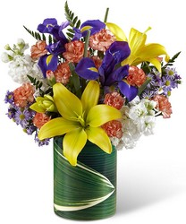 The FTD Sunlit Wishes Bouquet from Victor Mathis Florist in Louisville, KY