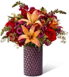 The FTD Autumn Harvest Bouquet by Vera Wang from Victor Mathis Florist in Louisville, KY