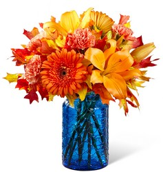 The FTD Autumn Wonders Bouquet from Victor Mathis Florist in Louisville, KY