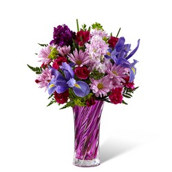 The FTD Spring Garden Bouquet from Victor Mathis Florist in Louisville, KY
