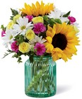 The FTD Sunlit Meadows Bouquet by Better Homes and Gardens