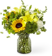 The FTD Garden Grown Bouquet from Victor Mathis Florist in Louisville, KY