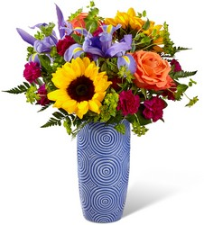The FTD Touch of Spring Bouquet from Victor Mathis Florist in Louisville, KY