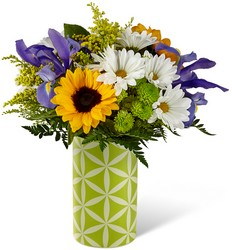 The FTD Sunflower Sweetness Bouquet from Victor Mathis Florist in Louisville, KY