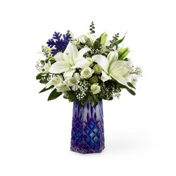 The FTD Winter Bliss Bouquet
