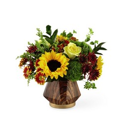 The FTD Fall Harvest Bouquet from Victor Mathis Florist in Louisville, KY
