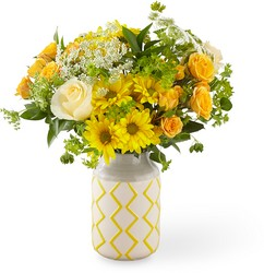 The FTD Hello Sunshine Bouquet from Victor Mathis Florist in Louisville, KY