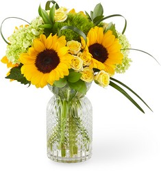 The FTD Sunlit Days Bouquet from Victor Mathis Florist in Louisville, KY