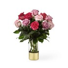 The FTD Pure Beauty Mixed Roses