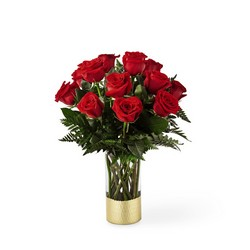 The FTD Gorgeous Red Rose Bouquet from Victor Mathis Florist in Louisville, KY