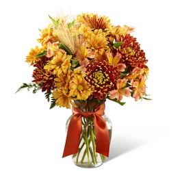 The FTD Autumn Roads Bouquet from Victor Mathis Florist in Louisville, KY