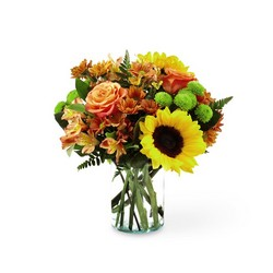 Autumn Splendor Bouquet from Victor Mathis Florist in Louisville, KY