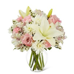 The FTD Pink Dream Bouquet from Victor Mathis Florist in Louisville, KY