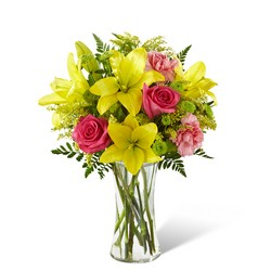 The FTD Bright & Beautiful Bouquet from Victor Mathis Florist in Louisville, KY