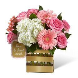 The FTD Love Bouquet by Hallmark from Victor Mathis Florist in Louisville, KY