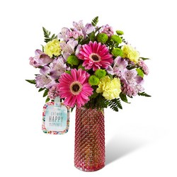 The FTD Happy Moments Bouquet by Hallmark from Victor Mathis Florist in Louisville, KY