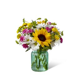 The FTD Sunlit Meadows Bouquet from Victor Mathis Florist in Louisville, KY
