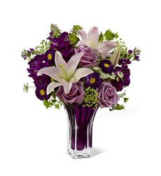 The FTD Garden Terrace Bouquet by Vera Wang from Victor Mathis Florist in Louisville, KY