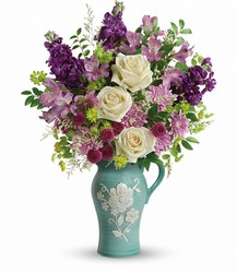 Teleflora's Artisanal Beauty Bouquet from Victor Mathis Florist in Louisville, KY