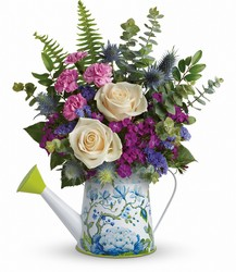 Teleflora's Splendid Garden Bouquet from Victor Mathis Florist in Louisville, KY