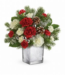 Teleflora's Woodland Winter Bouquet from Victor Mathis Florist in Louisville, KY