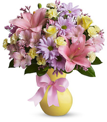 Teleflora's Simply Sweet from Victor Mathis Florist in Louisville, KY