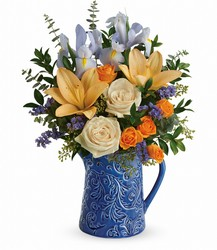 Teleflora's Spring Beauty Bouquet from Victor Mathis Florist in Louisville, KY