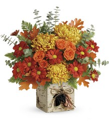 Teleflora's Wild Autumn Bouquet from Victor Mathis Florist in Louisville, KY