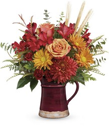 Teleflora's Fields Of Fall Bouquet