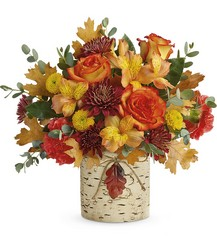 Autumn Colors Bouquet from Victor Mathis Florist in Louisville, KY